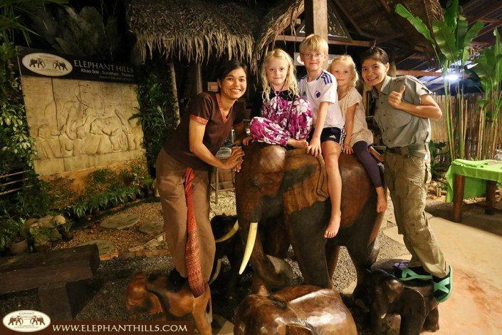 Elephant Hills - an adventure holiday for the entire family