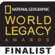 National Geographic Awards Finalist