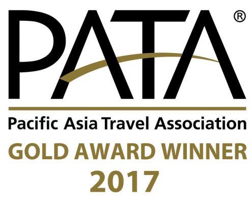PATA Gold Award Winner 2017