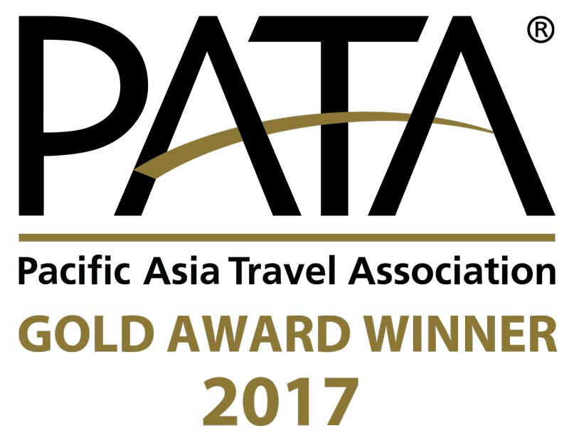 PATA Gold Award Winner 2017