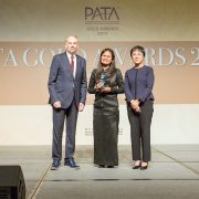 "PATA Grand Awards 2017, under the category of ""Environment – Ecotourism Project"""