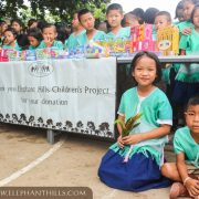 Elephant Hills supports Northern Schools in Thailand