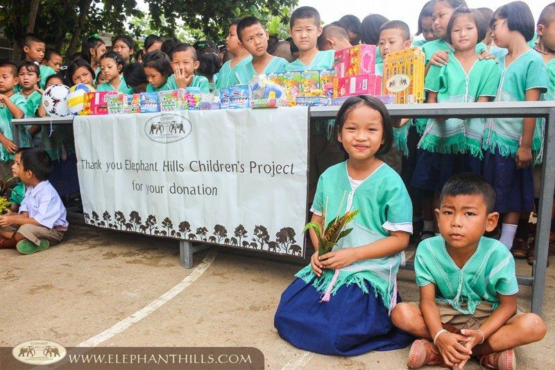 Elephant Hills supports Northern Schools