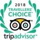 Tripadvisor Travelers Choice 2018