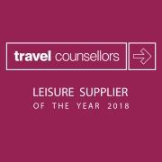 Travel Counsellors Leisure Supplier Of The Year 2018
