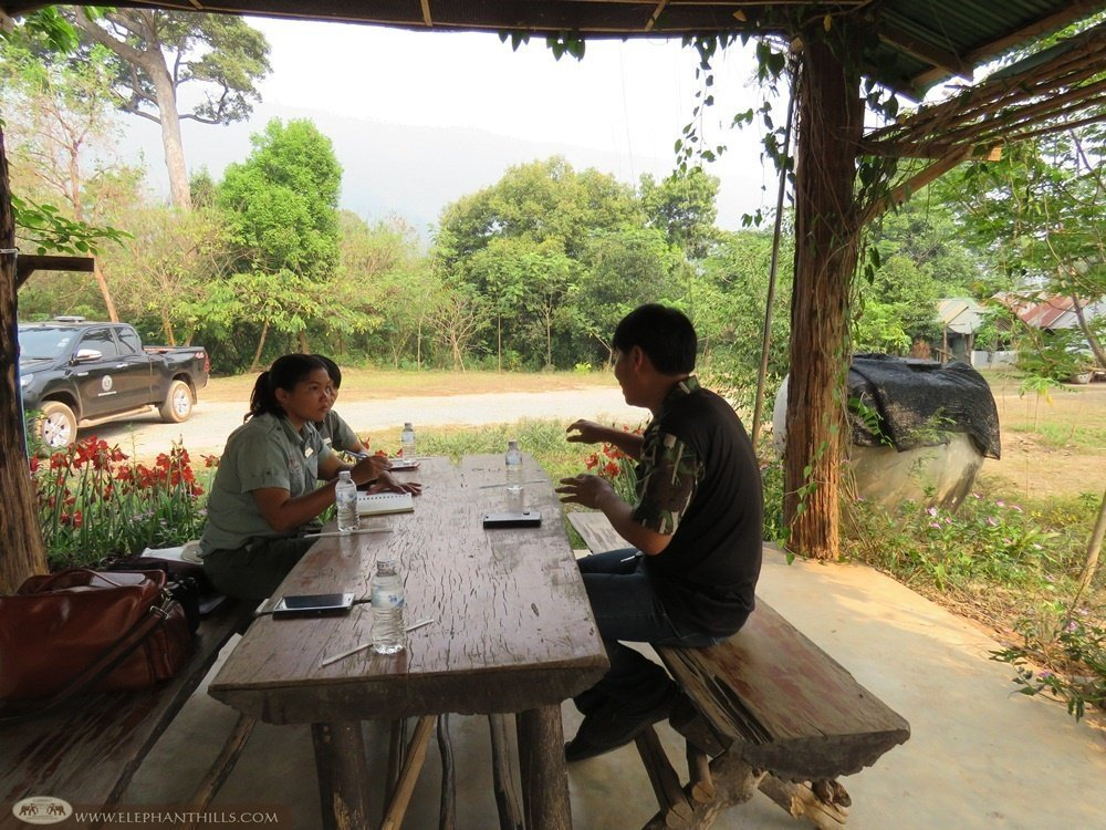 Elephant Hills Elephant Conservation Project - Phu Luang Wildlife Sanctuary