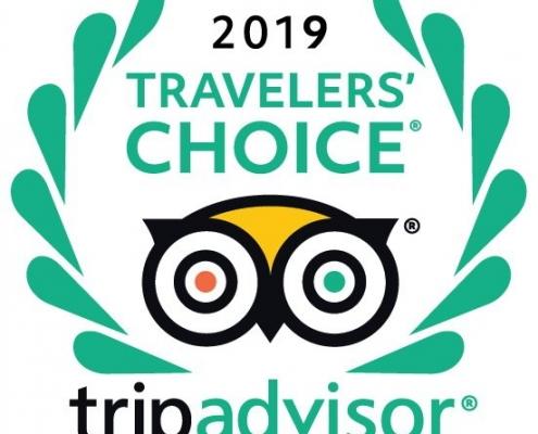 Tripadvisor Travelers Choice 2019