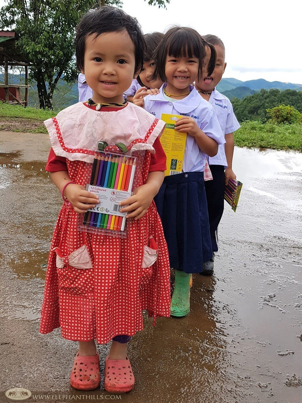 Elephant Hills - Helping schools in Mae Hong Son