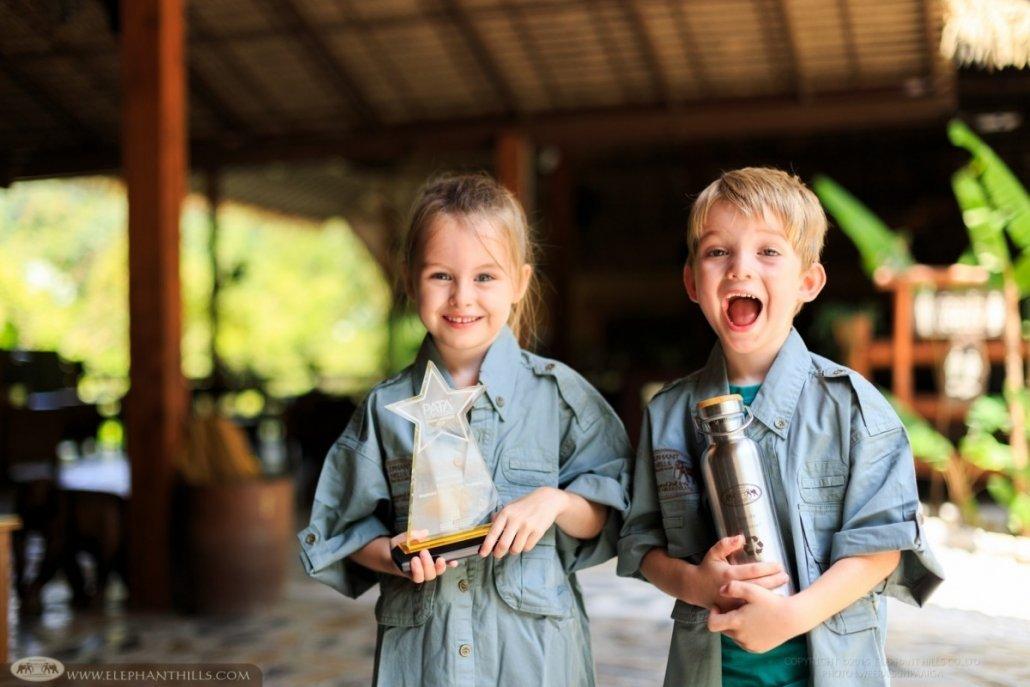 Elephant Hills Pata Grand Award 2019 - Environment